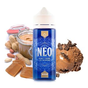 Sique Berlin - NEO Premium Liquid 100 ml - 0mg/ml