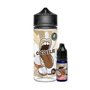 Big Mouth - Coco & Elie Aroma Shot - 10ml/120ml